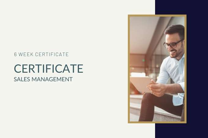 Certificate Sales Management