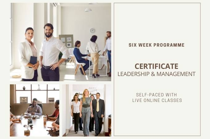 Certificate Leadership and Management