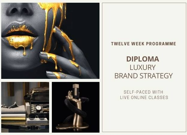 Diploma <br>Luxury Brand Strategy course image