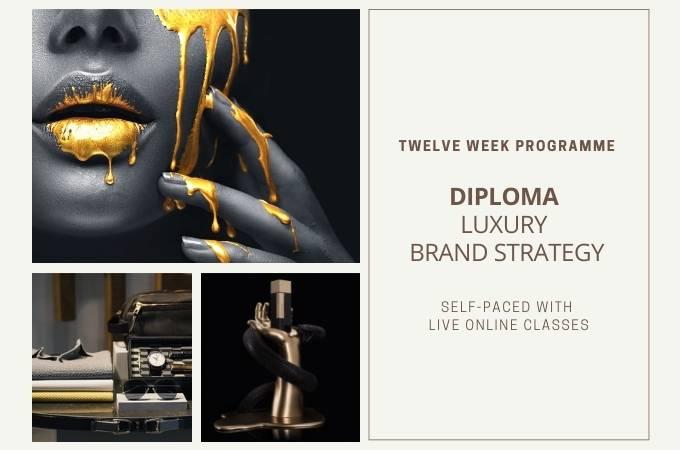 Diploma Luxury Brand Strategy
