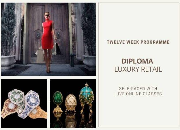 Diploma <br>Luxury Retail course image