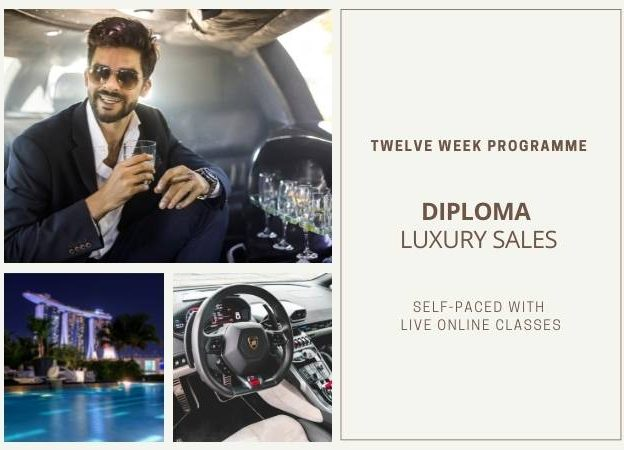 Diploma <br>Luxury Sales course image