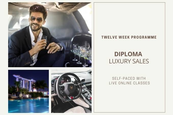 Diploma Luxury Sales