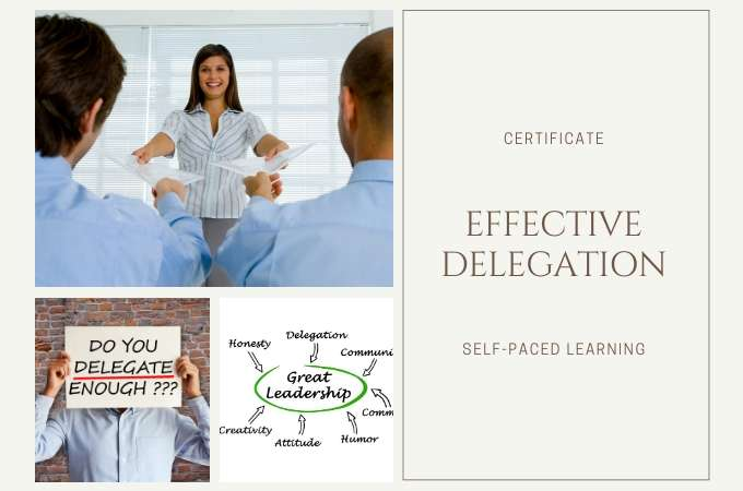 Effective Delegation<br>in 60 Minutes course image