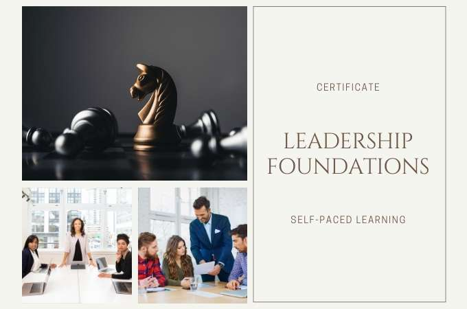 Leadership Foundations<br>in 60 Minutes course image