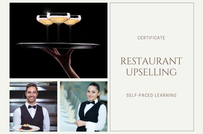 Restaurant Upselling<br>in 60 Minutes course image