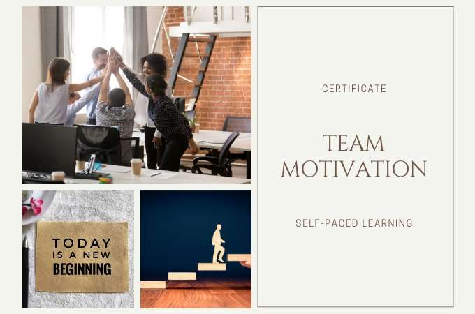 Team Motivation<br>in 60 Minutes course image