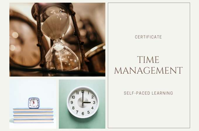 Time Management<br>in 60 Minutes course image