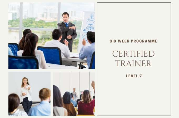 Master Trainer<br>Certification course image