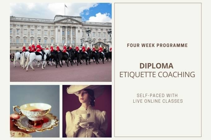 Diploma Etiquette Coaching
