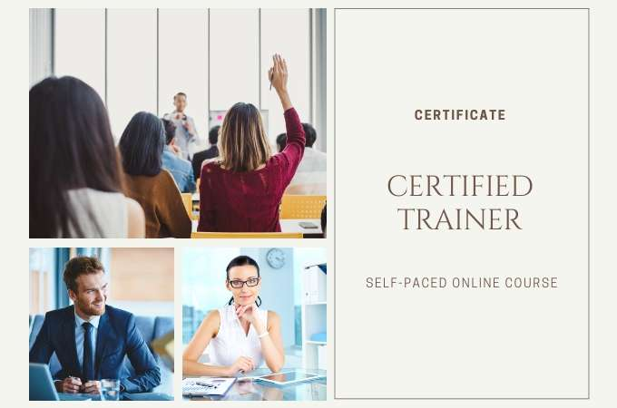 Certified Trainer Level 1 <br>in 60 Minutes course image