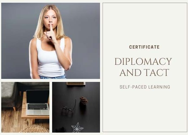 Diplomacy and Tact <br>in 60 Minutes course image