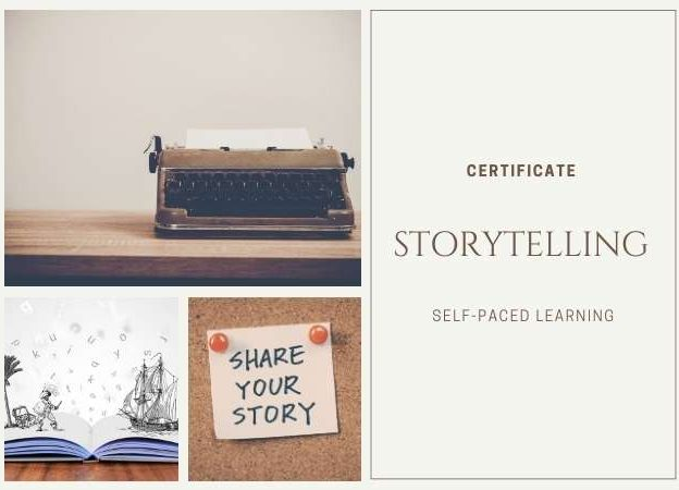 Storytelling <br>in 60 Minutes course image
