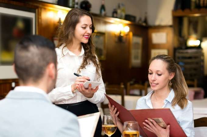 Upselling in Food and Beverage