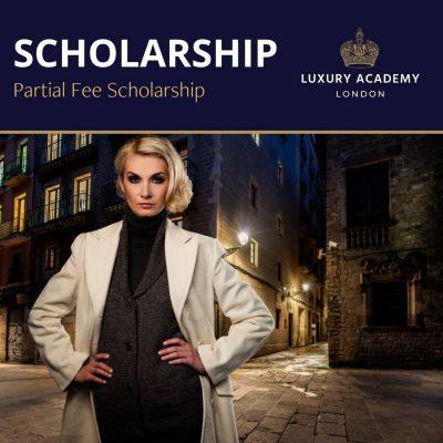 Partial Fee Scholarship